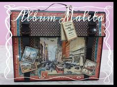 YouTube Album Scrapbook, City Scapes, Diy, Albums, Youtube, Ideas, Signature Book, Mini Albums, Trapper Keeper