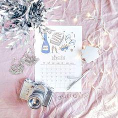 Darmowy prześliczny kalendarz na rok 2017 jest już dostępny na www.jestrudo.pl  Pobierajcie wieszajcie i jeszcze znajomym znać dajcie!