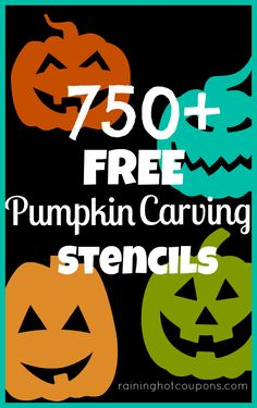 pumpkin carving stencils 750+ FREE Pumpkin Carving Stencils (Disney, Star Wars, Angry Birds, Celebrities and more!)