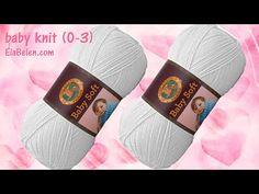 Yenidoğan bebek yeleği örgü modeli yapılışı. #bebek #örgü #knitting - YouTube