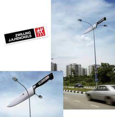 Campanhas publicitárias de rua | Criatives | Blog Design, Inspirações, Tutoriais, Web Design