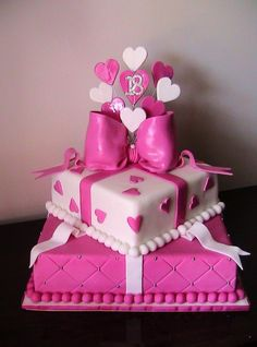 18th Birthday Cake maybe in a different color