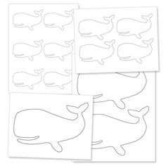22 Best Animal Shapes Images On Pinterest Stencil Stencils And