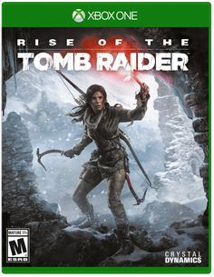 Na Saraiva você encontra Rise Of The Tomb Raider para Xbox One. Garanta já o seu Rise Of The Tomb Raider para Xbox One. Tomb Raider Xbox One, Tomb Raider Lara Croft, Jeux Xbox One, Xbox One Games, Pc Games, Video Games Xbox, Games Box, Playstation Games, Free Games
