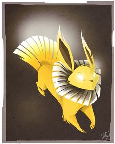 Awesome Artsy Eeveelutions