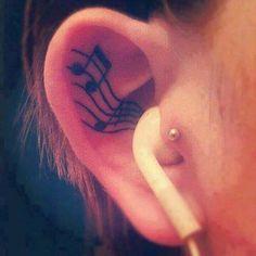 Tatoo music <3