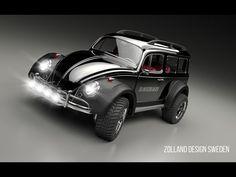 2015 Zolland Design Volkswagen Beetle 4x4