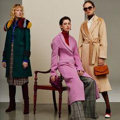 #ELLEfashion この秋もアウターが大豊作だけど自分のスタイルに合うアイテムってどう見つけるのそんなお悩みはエルジャポン10月号にお任せキュート派マニッシュ派エレガント派のタイプで最旬アウターと着こなしを徹底研究します #エル10月号 #ellejapan #elle #fashion #coat #コート #アウター 左からカシミアコート198000ヌメロ ヴェントゥーノイザコート2880003.1 フィリップ リム3.1 フィリップ リム ジャパンコート401000マックスマーラマックスマーラ ジャパン Photo: TAKANORI OKUWAKI/um Styling: KEIKO HITOTSUYAMA/slits Hair: NORI TAKABAYASHI/angle Makeup: YUI SAKAMOTO Model: CHRISTINA CHRISTIANSEN PIA/unknownmodels ULIANA GRASHCHENKOVA/zucca via ELLE JAPAN MAGAZINE OFFICIAL INSTAGRAM…