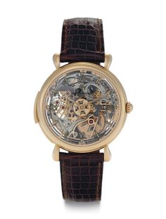 Vacheron Constantin Minute Repeater sold in June for $233,000 by Christie's