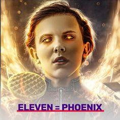 #strangerthings X-Men mashup #strangerthings2 #strangerthingsmemes #strangerthingsedit #eleven #elevencosplay #elevenstrangerthings #hawkins #hawkinsindiana #netflix