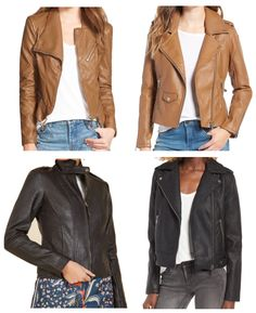 Moto Leather Jacket Trends Fall 2016