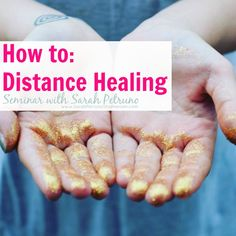 Learn how to perform healing work at a distance - from energy movement, to receiving spiritual guidance, to client consultation. We'll talk about how to assess, move energy, and move forward. Photo credit: Amanda Linette Meder - www.amandalinettemeder.com