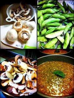 Mrs Elephant Kitchen 大象煮意: 煮°湯水 [法式篇] - 法式蘑菇湯