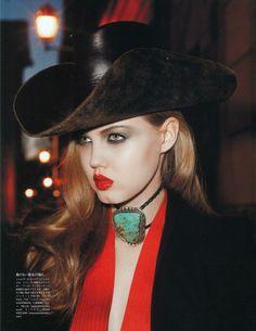 Vogue Japan - Spaghetti Western