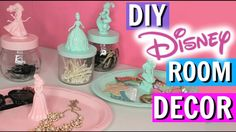 DIY Disney Home Decor. Organizers | Pinterest inspired
