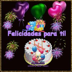 princess first birthday party Spanish Birthday Wishes, Happy Birthday Nephew, Happy Birthday For Him, Happy Birthday Wishes Cards, Happy Birthday Pictures, Happy Birthday Christian Quotes, Hippie Birthday, Flower, Happy Birthday Sms