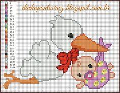 Brilliant Cross Stitch Embroidery Tips Ideas. Mesmerizing Cross Stitch Embroidery Tips Ideas. Simple Cross Stitch, Cross Stitch Baby, Cross Stitch Charts, Cross Stitch Patterns, Cross Stitching, Cross Stitch Embroidery, Hand Embroidery, Beading Patterns, Embroidery Patterns