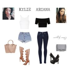 Designer Clothes, Shoes & Bags for Women Kylie Jenner, Ariana Grande, How To Wear, Image, Clothes, Style, Fashion, Outfits, Swag