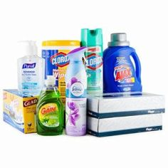 The College Dorm Cleaning Kit (CIS-DORMKIT)