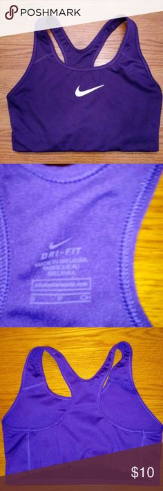 Nike Sports Bra Size small Nike Other