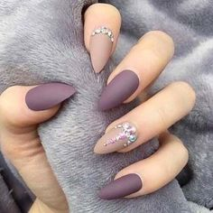 Best Almond Nails - 22 of The Best Almond Nails - Fav Nail Art