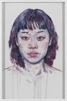 Original Portrait Painting by Kim Hyunji Original Art, Original Paintings, Painting Plastic, Realism Art, Korean Artist, Vignettes, Buy Art, Saatchi Art, Contemporary Art