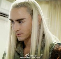 New Lee Pace pics as Thranduil // BOFA Behind the scenes The Hobbit Thranduil, Lee Pace Thranduil, O Hobbit, Tauriel, Elf King, Elfa, Celebs, Celebrities, Middle Earth