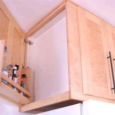 Secret storage stashes for your kitchen