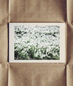 The Ocean, 18 X 24 cm on A4 - Find it here: http://shop.palegrain.com/product/the-ocean-small - #limitededition #print #photography #interior #interiör #sweden #gothenburg #palegrain