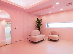 a whimsical wander showroom in seoul designed by nooyoon | Netfloor USA