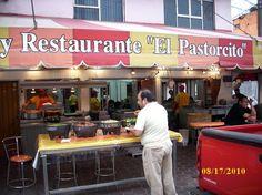 El Pastorcito, Mexico City - the best tacos