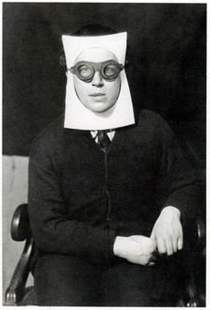 "André Breton, c. 1930 ~ Man Ray André Breton was a French writer and poet. He is known best as the founder of Surrealism. His writings include the first Surrealist Manifesto of in which he defined surrealism as ""pure psychic automatism"". Man Ray, Francesca Woodman, Surrealist Manifesto, Hannah Höch, Andre Breton, Hans Richter, Michel De Montaigne, Francis Picabia, Writers And Poets"