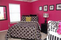 guest room & baby room?