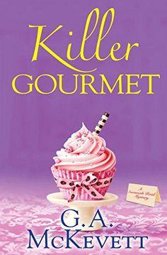 Killer Gourmet (A Savannah Reid Mystery) by G.A. McKevett http://www.amazon.com/dp/0758276575/ref=cm_sw_r_pi_dp_Pb4hub18QP8QD