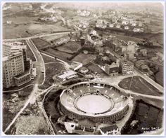 Plaza de toros.1962