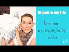 Organize my Life -  Ordnung in der Küche: Die Spüle - YouTube
