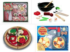 Inspire your little chef with Melissa & Doug #toys #gifts