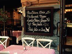 Blackboard restaurant Budapest