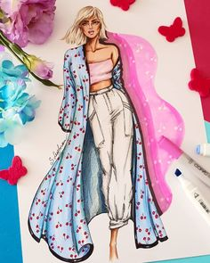 The Effective Pictures We Offer You About fashion sketches tutorial A quality picture can tell you m Dress Design Sketches, Fashion Design Sketchbook, Fashion Design Drawings, Art Sketchbook, Dress Illustration, Fashion Illustration Dresses, Medical Illustration, Fashion Model Sketch, Fashion Sketches