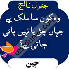 General Knowledge Questions and Answers in Urdu Fun Questions To Ask, This Or That Questions, Knowledge Quiz, Number 12, English Course, Question And Answer, Mathematics, Science, Diy Crafts