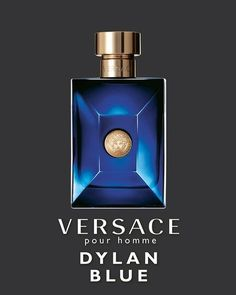 • SHOP NOW • SAVE UP TO 20% • . Versace Pour Homme Dylan Blue by Versace __ 3.4 oz EDT Spray: $53.00 . 6.7 oz EDT Spray: $71.00 . Recently launched in 2016 Versace Pour Homme Dylan Blue by Versace provides a delicate balance of citrus spicy and musk accords creating an ideal daily scent The fragrance opens with fresh top notes of water grapefruit fig and bergamot These are followed by a complex middle blend of floral and woodsy violet leaf papyrus and patchouli mixed with spicy black pepper…