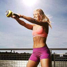 Kettlebell HIIT workout!