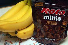 Hugs & CookiesXOXO: CHOCOLATE CARAMEL ROLO CREAM CHEESE BANANA BREAD