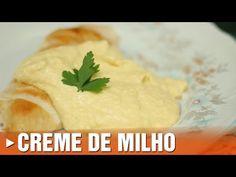 Como Fazer Creme de Milho