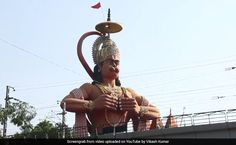 Airlift 108-Foot Hanuman Statue And Relocate It Say Judges In Delhi - NDTV #757Live