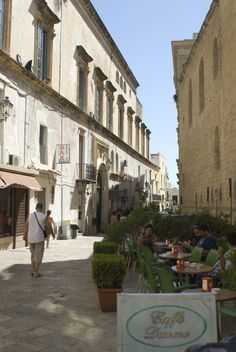 Gallipoli, Puglia, Italy.