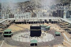 Islam is the Jinns Religion and the Revival of Molech Worship! Islamic Images, Islamic Pictures, Islamic Art, Islamic Quotes, Old Images, Pictures Images, Rare Photos, Old Photos, Masjid Al Haram