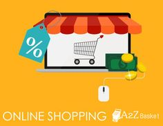 Save money, time & fuel with us Awesomeness of online shopping  #A2ZBaske  http://www.a2zbasket.com/