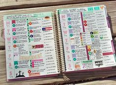 Recollections goal setting planner