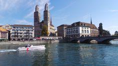 Grossmünster, Zürich
